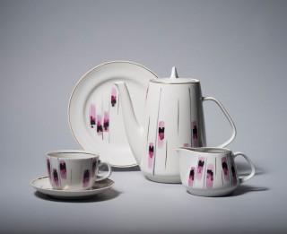 """Izstāde """"Rīgas porcelāns"""" Ģ.Eliasa Jelgavas Vēstures un mākslas muzejā"""