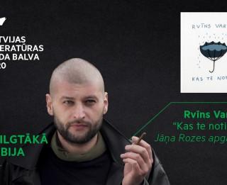 Apbalvoti Latvijas Literatūras gada balvas 2020 laureāti