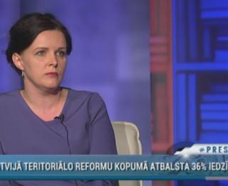 Video: Stepaņenko: Novadu reforma šķeļ sabiedrību un demonstrē varas nihilismu