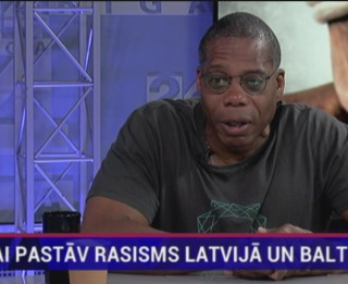 Video: Džordžs Stīls: Cilvēki domā, ka viņi nav rasisti, bet viņu uzvedība un vārdi tādi ir