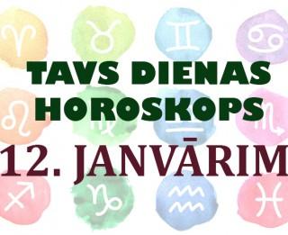 Tavs dienas horoskops 12. janvārim