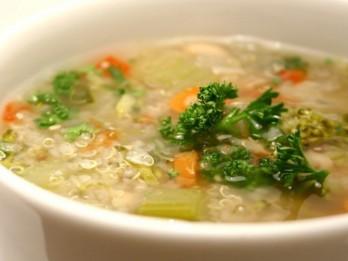 Zupa ātrai tauku dedzināšanai