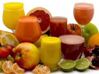 Svaigās dārzeņu un augļu sulas veselībai