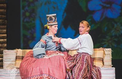Daugavpils teātra viesizrādes Liepājas teātrī