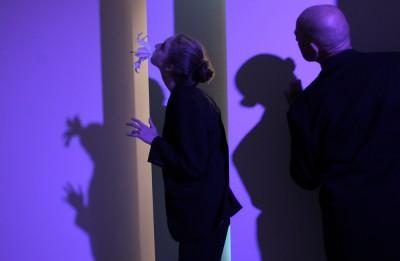 Rīgas mākslas telpā saruna par butō mākslu