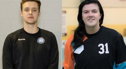 Sporta Punkts mēneša spēlētāji – Gulbe un Ērcītis