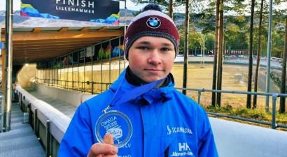 Netlaus 11. vietā pasaules junioru čempionātā, Veinbergam sudrabs U20 konkurencē