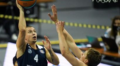 Siliņa ''Astana'' otrajā puslaikā izlaiž 22 punktu pārsvaru, CSKA sagrauj ''Tsmoki''