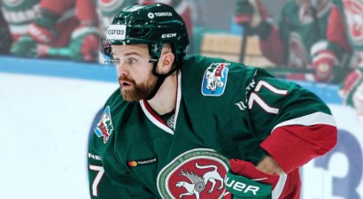 KHL nedēļas labākie - Fedotovs, Sergejevs, Da Kosta