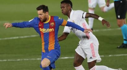 """""""Barcelona"""" pārspēj """"Real Madrid"""" pasaules vērtīgāko futbola klubu sarakstā"""