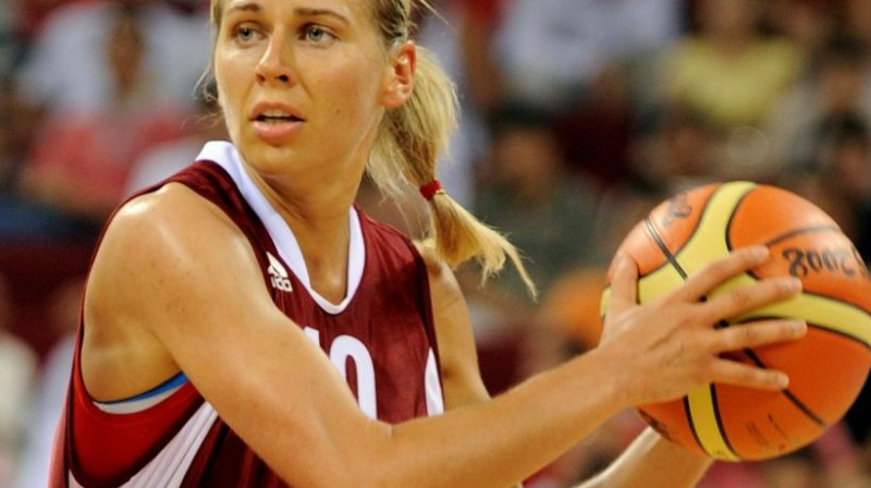 Anete Jēkabsone-Žogota Foto: Romāns Kokšarovs, Sporta Avīze, f64