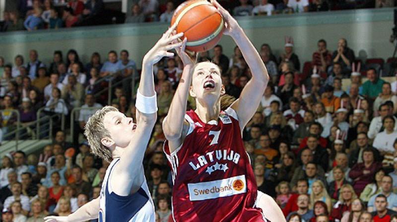 Zane Tamane Foto: www.fibaeurope.com