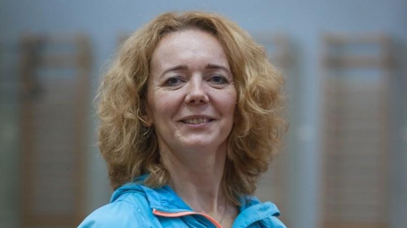 2016. gada laureāta Mārite Pokšāne Foto: IZM