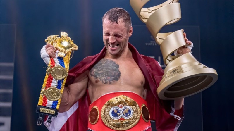 Mairis Briedis. Foto: WBSS