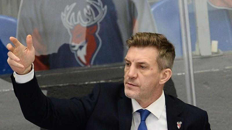 Sandis Ozoliņš. Foto: HC Torpedo
