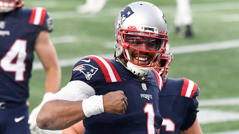 Kems Ņjūtons. Foto: USA Today Sports/Scanpix