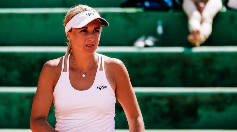 Diāna Marcinkeviča. Foto: Oeiras Open