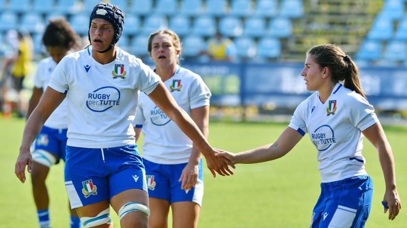 Itālijas izlases regbistes, Foto:Zumapress.com/Scanpix