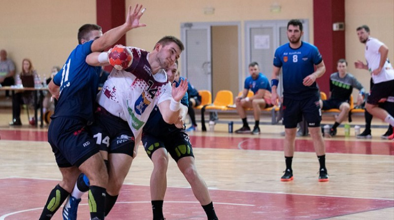Foto: Latvijas handbola federācjja.