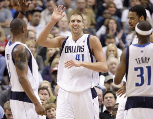 Novickis un Veids - nedēļas labākie NBA