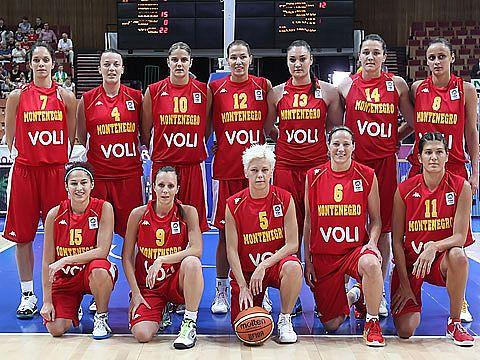 Debitante Melnkalne pārsteidz Spāniju, Lietuva uzvar Krieviju