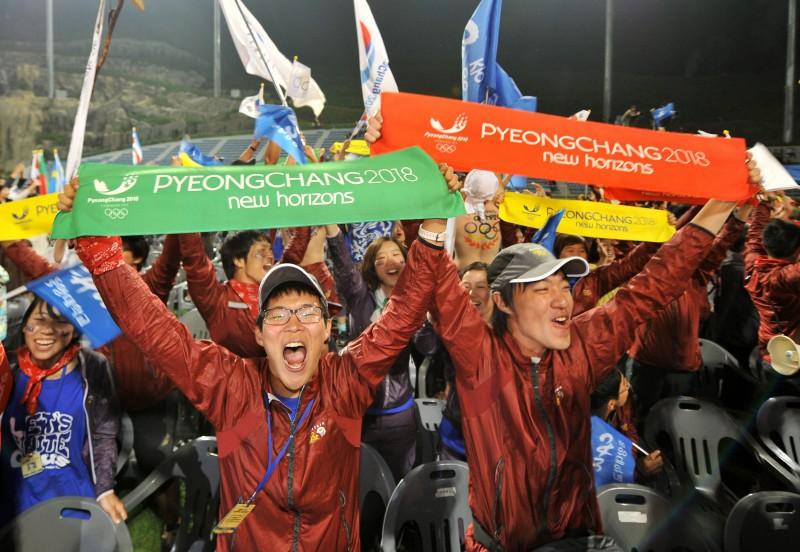 2018.gada ziemas olimpiskās spēles notiks Dienvidkorejā