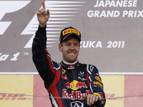 Fetels - 2011. gada F1 čempions