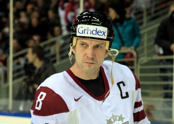 Oficiāli: Ozoliņš - hokeja izlases kapteinis Sočos