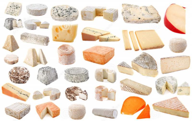 Ceļvedis sieru pasaulē