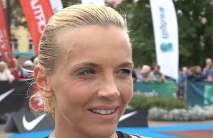 Latvijas čempionei maratonā četru gadu diskvalifikācija