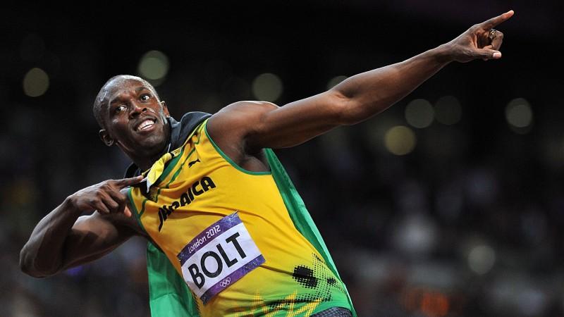Leģendārais sprinteris Bolts domājis par atgriešanos