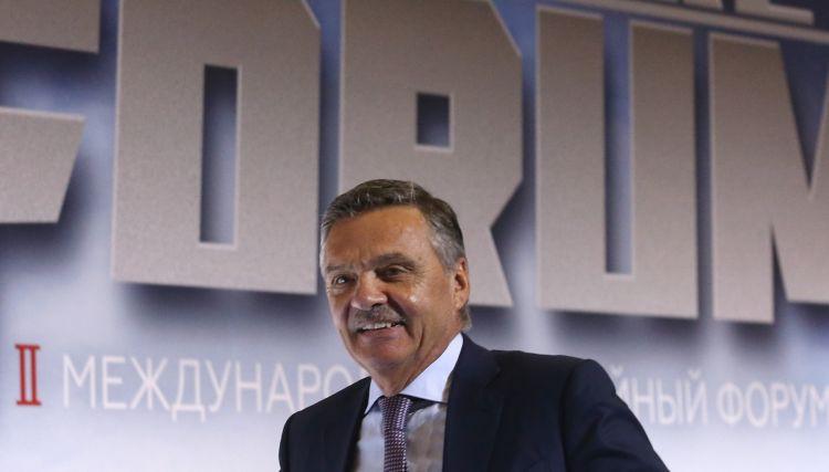 """Fazels: """"IIHF prezidenta postenī varbūt palikšu ilgāk"""""""