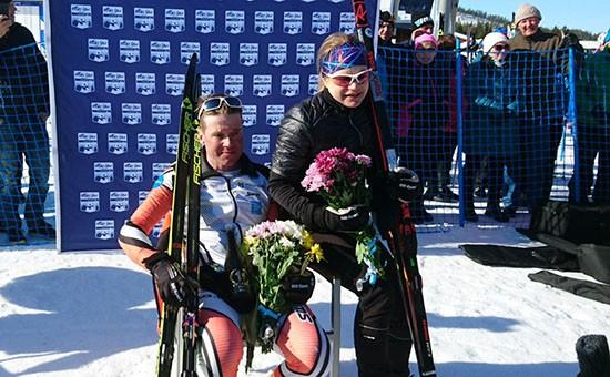 Somu slēpotājs un slēpotāja sasniedz pasaules rekordus 24 stundās