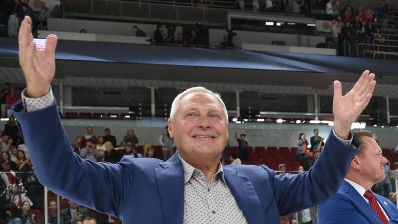 """Savickis: """"Dārgie draugi, bez """"Dinamo"""" Latvijas hokejs būtu garlaicīgs"""""""