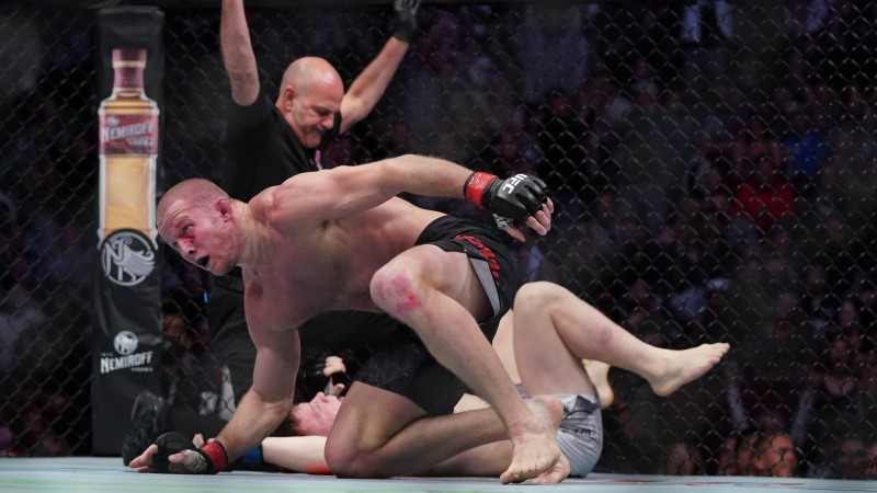Cirkunovam decembrī pirmā UFC cīņa pēc vairāk nekā gada pauzes