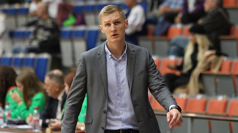 """""""Liepāja"""" šķiras no Zeida un galvenā trenera amatā piesaista serbu Vičentiču"""