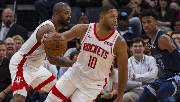 """""""Rockets"""" aizsargs Gordons traumas dēļ varētu izlaist divas nedēļas"""