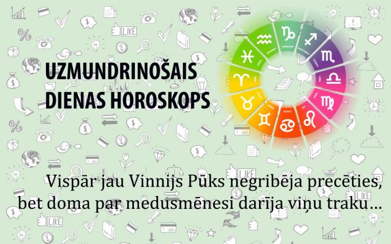 Uzmundrinošie horoskopi 13. janvārim
