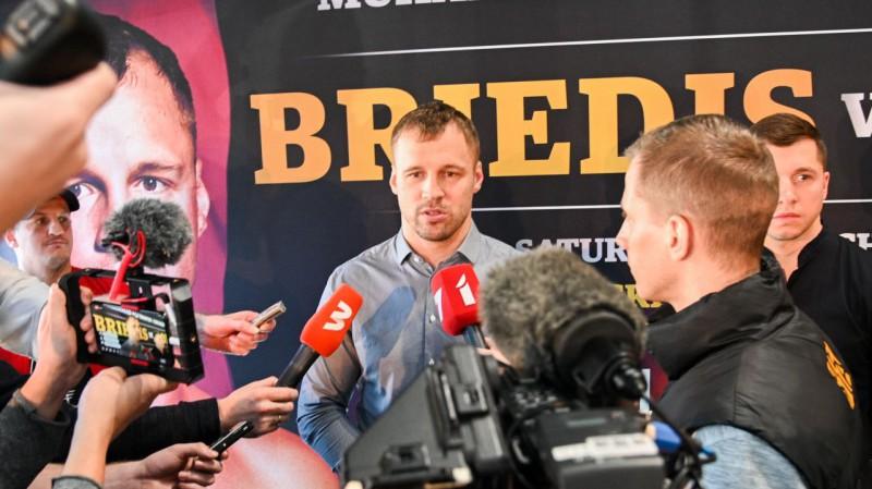 WBC paziņo par jaunu svara kategoriju. Variants Briedim?