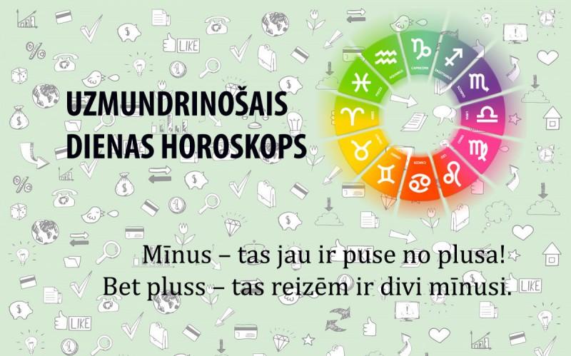 Uzmundrinošie horoskopi 6. februārim