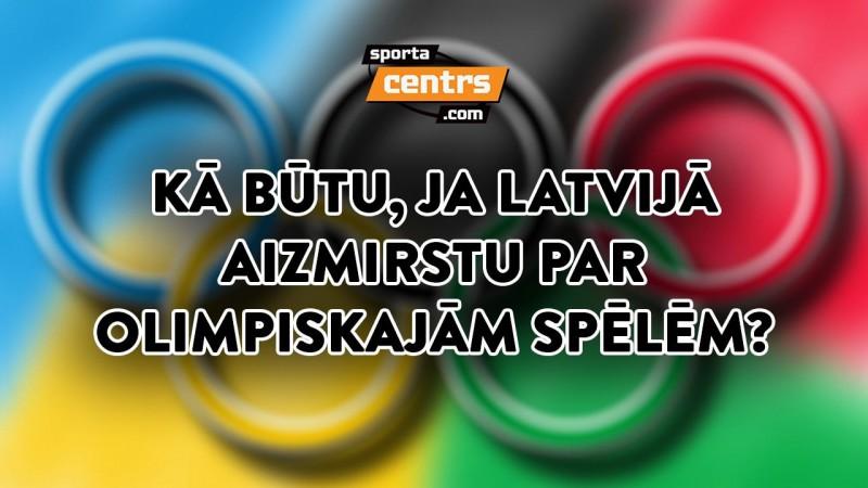 """Šovakar """"Sporta tarkšķī"""" par olimpisko spēļu un medaļu vērtību Latvijā"""