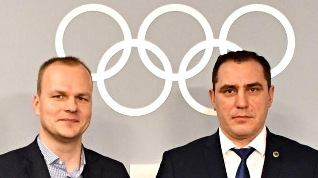 """Riekstiņš: """"Tas ir absurdi, ka Latvijas sportistiem startēt svaigā gaisā jābrauc uz ārzemēm"""""""