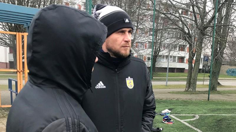 """""""Ventspils"""" treneris: """"Pirmajos treniņos pēc pauzes bija fiziski smagi"""""""