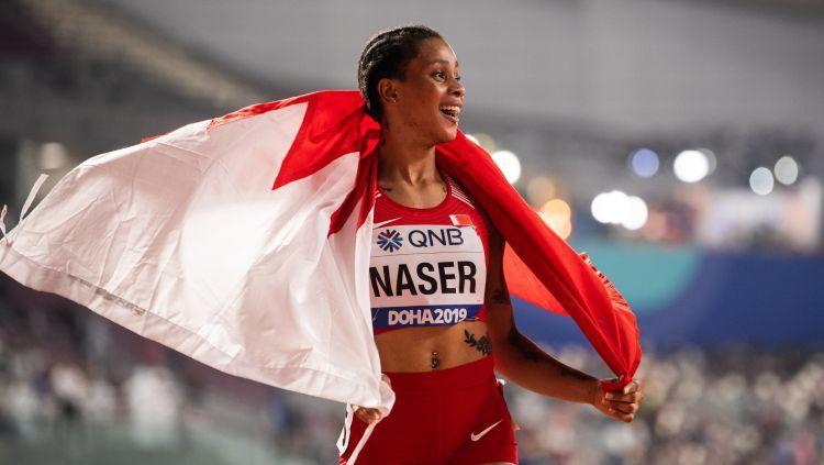 Pasaules čempione 400m skrējienā provizoriski diskvalificēta