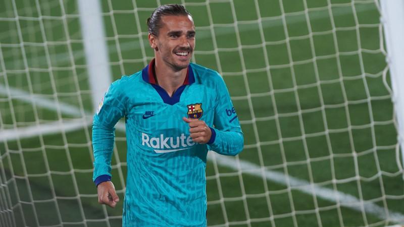 """""""Barcelona"""" un """"Atletico"""" pārtraukušas sarunas par Grīzmana un Saula maiņu"""