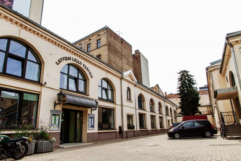 Latvijas Leļļu teātris drīzumā uzsāks pakāpenisku pārvākšanos uz pagaidu telpām