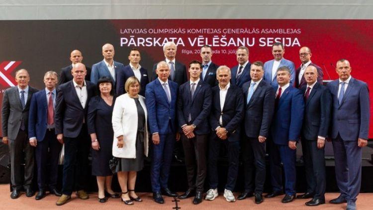 LOK Finanšu komisiju vadīs Kalvītis, Ētikas komisiju – boksa federācijas prezidents