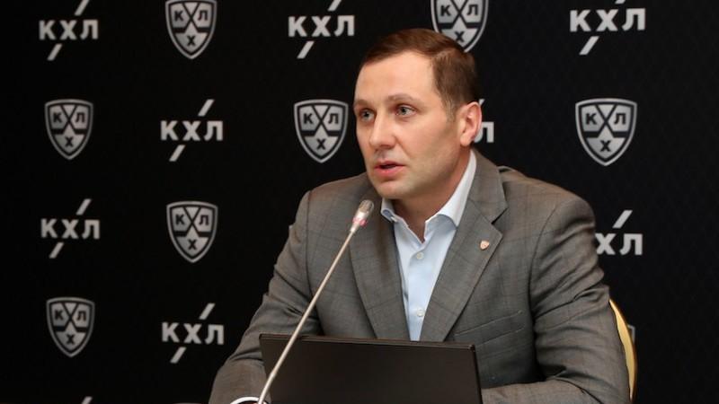 "Morozovs: ""Ar Covid-19 saslima 131 KHL hokejists, 57 jau izveseļojušies"""