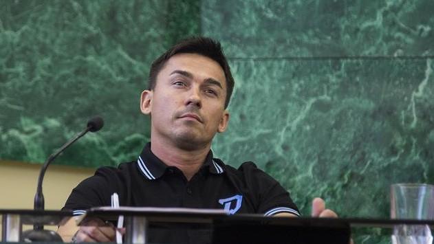 """Minskas """"Dinamo"""" vadītājs: """"Cīnīsimies par KHL izslēgšanas spēlēm"""""""