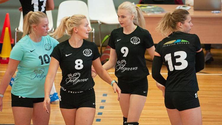 """Baltijas sieviešu līgas ievadā divas uzvaras """"Jelgavai"""""""